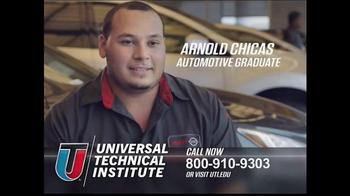 Universal Technical Institute TV Spot, 'Foot in the Door' - Thumbnail 1