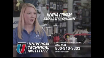 Universal Technical Institute TV Spot, 'Foot in the Door' - Thumbnail 2