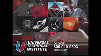 Universal Technical Institute TV Spot, 'Foot in the Door' - Thumbnail 3
