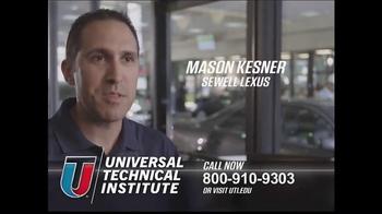 Universal Technical Institute TV Spot, 'Foot in the Door' - Thumbnail 7