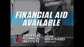 Universal Technical Institute TV Spot, 'Foot in the Door' - Thumbnail 8