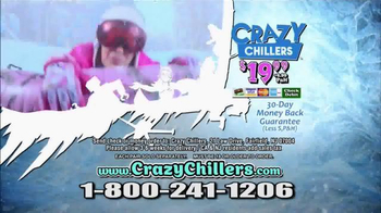 Crazy Chillers TV Spot, 'Cool Gloves' - Thumbnail 10