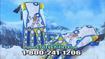 Crazy Chillers TV Spot, 'Cool Gloves' - Thumbnail 4