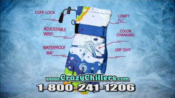 Crazy Chillers TV Spot, 'Cool Gloves' - Thumbnail 5