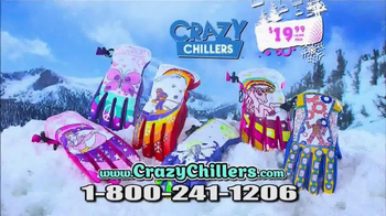 Crazy Chillers TV Spot, 'Cool Gloves' - Thumbnail 7