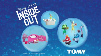 Inside Out Headquarters Playset TV Spot, 'Play With Your Emotions' - Thumbnail 9