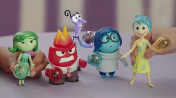 Inside Out Headquarters Playset TV Spot, 'Play With Your Emotions' - Thumbnail 8