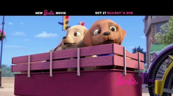 Barbie & Her Sisters in the Great Puppy Adventure Blu-ray & DVD TV Spot - Thumbnail 4