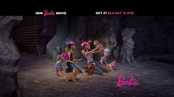 Barbie & Her Sisters in the Great Puppy Adventure Blu-ray & DVD TV Spot - Thumbnail 6