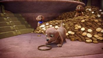 Barbie & Her Sisters in the Great Puppy Adventure Blu-ray & DVD TV Spot