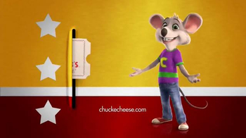 Chuck E. Cheese's TV Spot, 'Birthday Party Recorder Entertainment' - Thumbnail 8