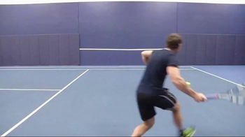 Tennis Express TV Spot, 'Whose Faster?' Featuring Michael Russell - Thumbnail 3