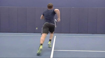 Tennis Express TV Spot, 'Whose Faster?' Featuring Michael Russell - Thumbnail 4