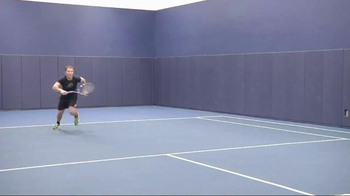 Tennis Express TV Spot, 'Whose Faster?' Featuring Michael Russell - Thumbnail 5