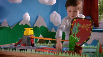 Thomas and Friends Take-n-Play Daring Dragon Drop TV Spot, 'Ultimate Quest' - 167 commercial airings