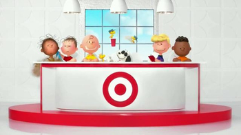 Target TV Spot, 'The Peanuts Movie' Song by Vince Guaraldi - Thumbnail 1