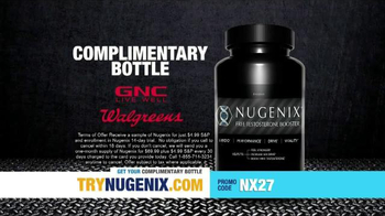 Nugenix TV Spot, 'The Man You Used to Be' - Thumbnail 10