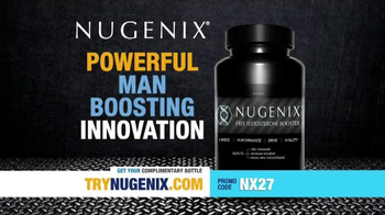 Nugenix TV Spot, 'The Man You Used to Be' - Thumbnail 4