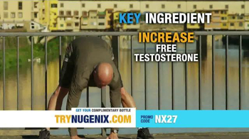 Nugenix TV Spot, 'The Man You Used to Be' - Thumbnail 5