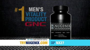Nugenix TV Spot, 'The Man You Used to Be' - Thumbnail 6