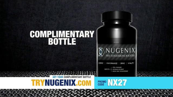 Nugenix TV Spot, 'The Man You Used to Be' - Thumbnail 7