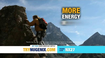 Nugenix TV Spot, 'The Man You Used to Be' - Thumbnail 8