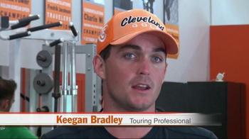 Joey D Golf TV Spot, 'Fitness System' Featuring Keegan Bradley - Thumbnail 3