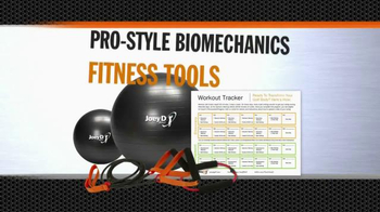 Joey D Golf TV Spot, 'Fitness System' Featuring Keegan Bradley - Thumbnail 5