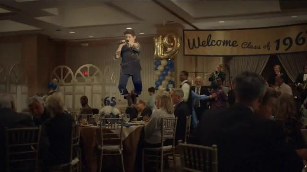 GEICO TV Commercial, 'Peter Pan Reunion: It's What You Do'