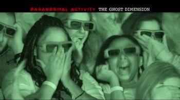 Paranormal Activity: The Ghost Dimension - Alternate Trailer 8