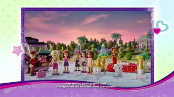 LEGO Friends TV Spot, 'Disney Channel'