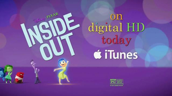 Inside Out Home Entertainment TV Spot - Thumbnail 7