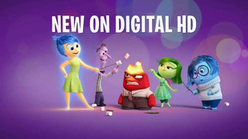 Inside Out Home Entertainment TV Spot