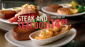 Outback Steakhouse Steak & Seafood TV Spot, 'They're Back' - Thumbnail 6