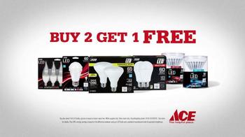 ACE Hardware LED Bulbs Sale TV Spot, 'Mix and Match' - Thumbnail 3