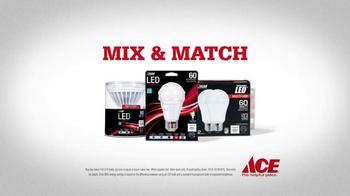 ACE Hardware LED Bulbs Sale TV Spot, 'Mix and Match' - Thumbnail 4