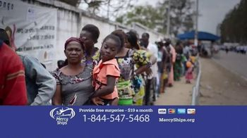 Mercy Ships TV Spot, 'Changing Lives'