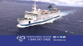 Mercy Ships TV Spot, 'Changing Lives' - Thumbnail 5