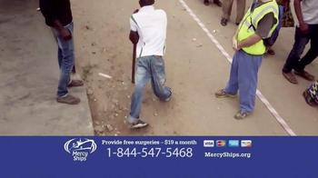 Mercy Ships TV Spot, 'Changing Lives' - Thumbnail 7