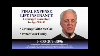 Final Expense Life Insurance TV Spot, 'Plan Ahead' - Thumbnail 3