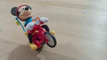 Disney Mickey Mouse Clubhouse Silly Wheelie Mickey TV Spot, 'Go Mickey'