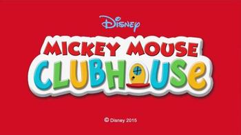 Disney Mickey Mouse Clubhouse Silly Wheelie Mickey TV Spot, 'Go Mickey' - Thumbnail 1