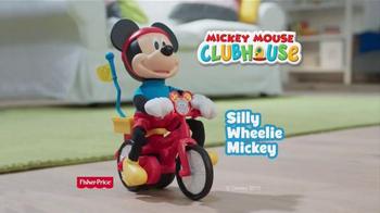 Disney Mickey Mouse Clubhouse Silly Wheelie Mickey TV Spot, 'Go Mickey' - Thumbnail 8
