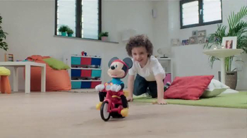 Disney Mickey Mouse Clubhouse Silly Wheelie Mickey TV Spot, 'Go Mickey' - Thumbnail 2