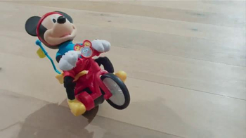 Disney Mickey Mouse Clubhouse Silly Wheelie Mickey TV Spot, 'Go Mickey'