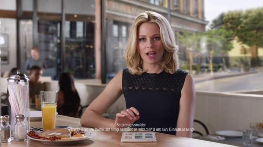 Realtor.com App TV Commercial, 'New Listings' Featuring Elizabeth Banks