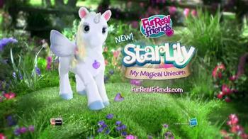 FurReal Friends Starlily TV Spot, 'Dream Come True' - Thumbnail 9