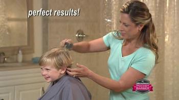 Pocket Barber TV Spot, 'Easy as a Comb' - Thumbnail 3