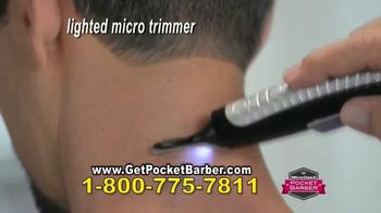 Pocket Barber TV Spot, 'Easy as a Comb' - Thumbnail 7
