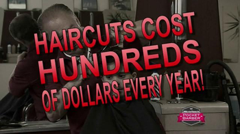 Pocket Barber TV Spot, 'Easy as a Comb' - Thumbnail 9